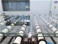 郴州旗滨超大片超白玻璃生产装卸全过程