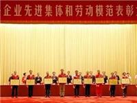 中建材蚌埠玻璃工业设计研究院有限公司荣获中央企业先进集体
