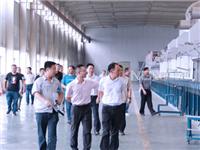 萍矿集团在浮法玻璃厂开展安全环保互动