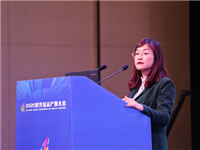 中国电子材料行业协会常务副秘书长鲁瑾:中国大陆基板玻璃市场处于黄金发展期
