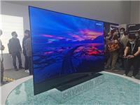 创维发布全球第二款8K OLED电视:首款玻璃发声电视