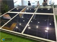 白、黑和玻璃三种!Meyer Burger正式发布太阳能异质结组件