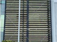 波兰将太阳能电池做成百叶窗?既能发电又能遮阳