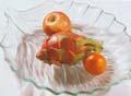 玻璃餐具 夏季厨房冰晶凉意