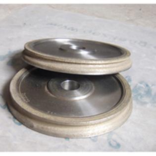 供应金刚石玻璃磨轮(单鸭嘴轮)ф150×ф22×Y8