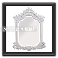 椭圆卫浴镜 异形卫浴镜 装饰卫浴镜