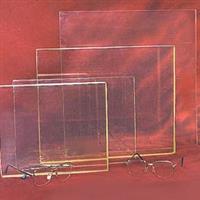 供应铅玻璃 K509耐辐射玻璃  ZF6抗辐射玻璃