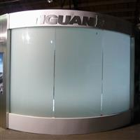 供应各种规格智能调光玻璃