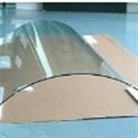 4-25mm半径小于1m的弯钢化玻璃