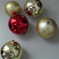 专业提供圣诞电镀球