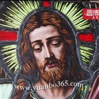 教堂玻璃教堂玻璃图案【圆博工艺】