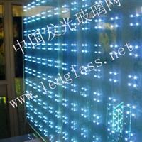 LED发光幕墙玻璃