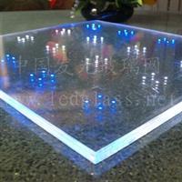 LED发光玻璃  发光玻璃幕墙
