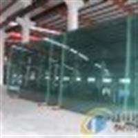 供应广东广州地区15mm/19mm超大超长超厚超大平弯钢化玻璃价格及生产厂家
