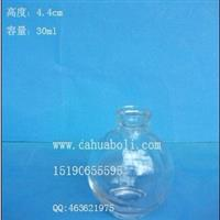 30ml香水瓶 化妆品瓶 定做各种玻璃瓶
