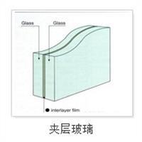 供应夹层玻璃 夹胶玻璃