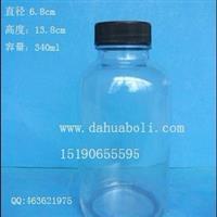 340ml枇杷膏瓶/药用玻璃瓶/医药玻璃瓶