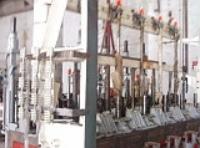 供应8组行列机、玻璃机械二手
