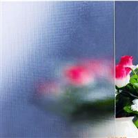 壓花玻璃布紋