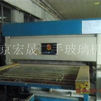 二手玻璃机械/玻璃钢化炉/钢化玻璃加工设备