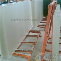 供应3.2mm超白布纹钢化玻璃