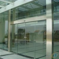 北京玻璃门定做安装