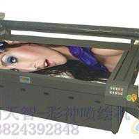 厂家直供彩神高精度UV平板机