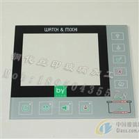 钢化玻璃控制面板玻璃丝印玻璃功能面板玻璃专业玻璃厂家