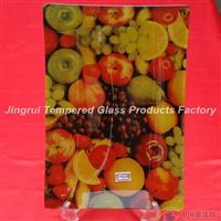 山东淄博淄博耐高温极冷极热钢化玻璃盘玻璃工艺品批发制造商
