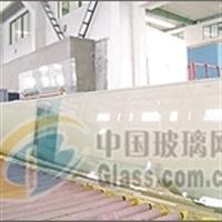 生产加工冰花玻璃(夹胶玻璃、中空玻璃、弯钢化玻璃)