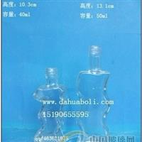 香水玻璃瓶 工艺玻璃瓶 高白料香水瓶