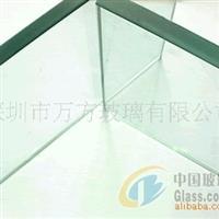 供应10厘工程钢化玻璃