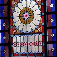 欧式彩绘玻璃
