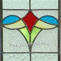 彩色玻璃-彩色镶嵌玻璃