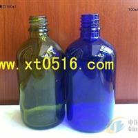 60ml蓝绿色精油瓶