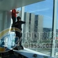 北京玻璃贴膜隔热膜单项透视膜