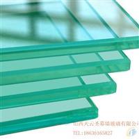 大量供应 钢化玻璃