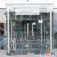 玻璃门安装北京玻璃门安装