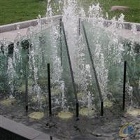 艺术玻璃景观喷泉