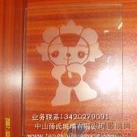 玻璃蒙砂粉展示(汤氏)