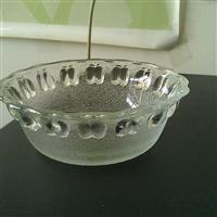 供应玻璃盘 玻璃碗 玻璃瓶