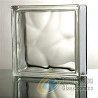 供应透明玻璃砖 隔音隔热空心砖