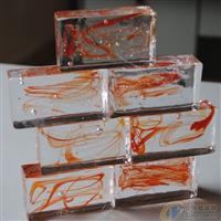 供应彩色实心玻璃砖 装饰玻璃砖 广东玻璃砖