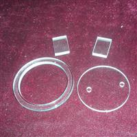 上海璐晶供应各种规格石英抛光片