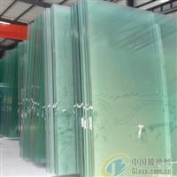郑州大明厚板玻璃加工15毫米
