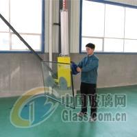 供给落地固定悬臂式玻璃搬运机械手