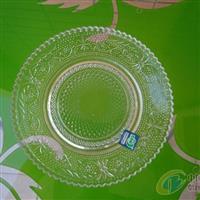 透明玻璃果盘 果碟 零食用