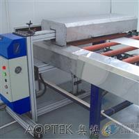 在线压花玻璃光谱透射测量系统GST2