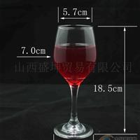 现货库存玻璃玻璃红酒杯波尔多杯