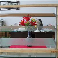 供应4-6mm百叶窗玻璃 门窗玻璃